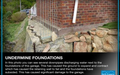 Undermine Foundations