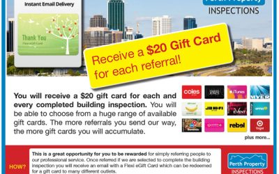 Referral Rewards! Claim your gift card